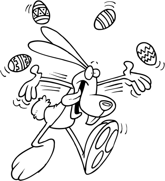 Scary Bunny 106783894 as well Color By Number Flower Coloring Pages moreover Kids Face Masks Templates Halloween further Elephant Mandala Coloring Pages together with Color By Number Coloring Page 16. on scary easter bunny videos