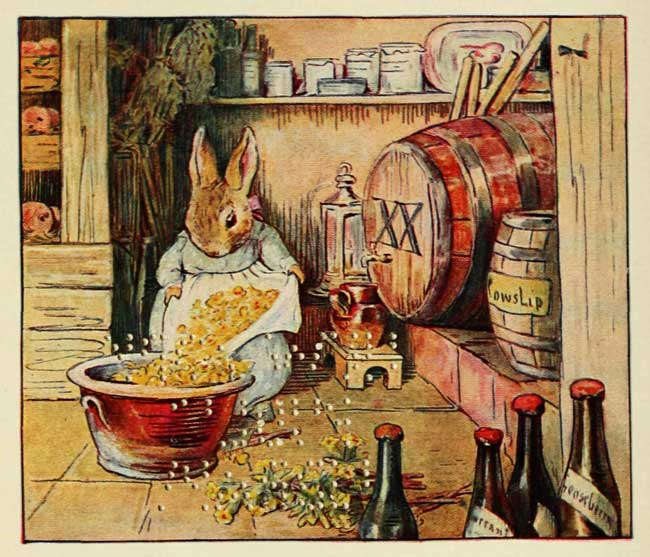 Beatrix Potter Nursery Stories