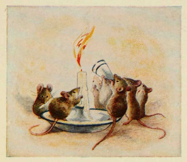 Beatrix Potter Nursery Stories